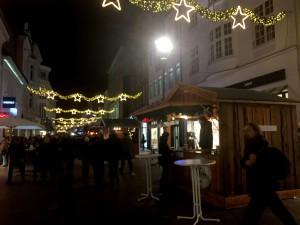 Kväll i Flensburg.