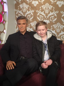 ...och George Clooney förstås.
