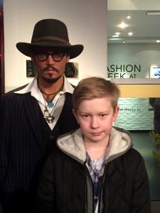 ..och Johnny Depp!