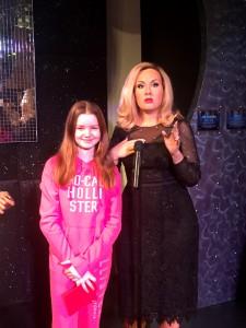 Och så träffade vi på Adele.