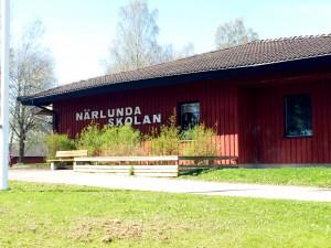 Min första skola där jag gick från ettan till fyran.