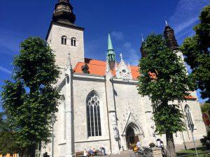 Domkyrkan Sankta Maria.